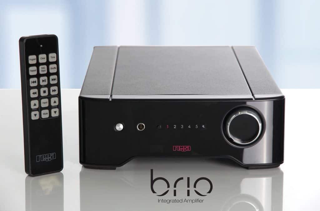 Rega Brio-R Integrated amplifier