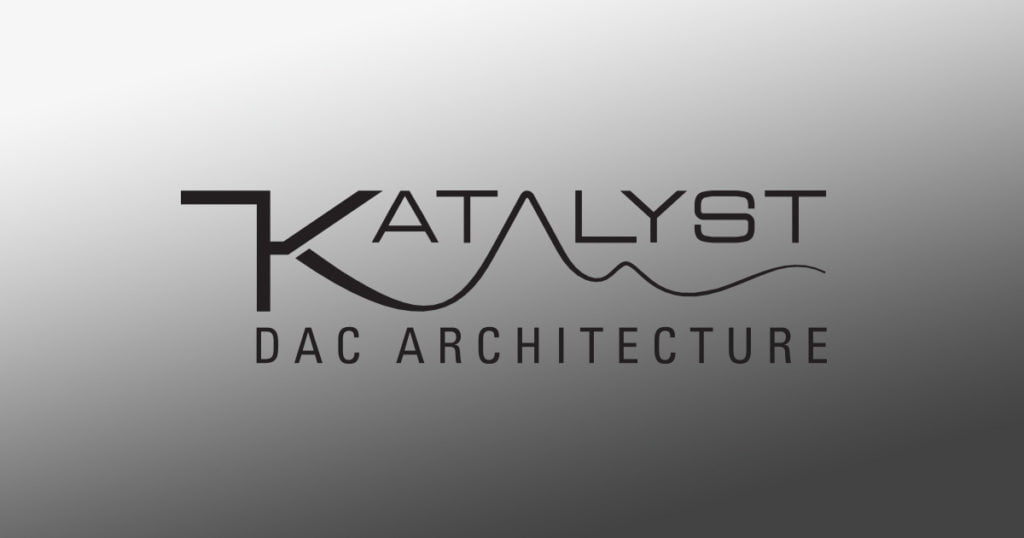 Linn Katalyst DAC architecture