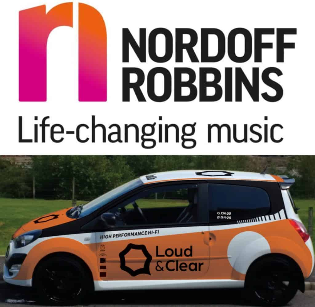 Nordoff Robbins and Loud & Clear