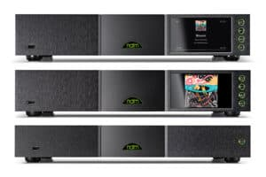 Naim Audio ND range