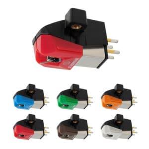 Audio Technica VM95 cartridges