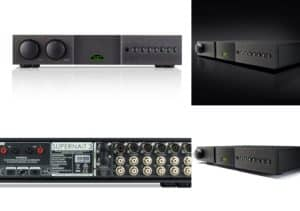 New Naim Audio Integrateds