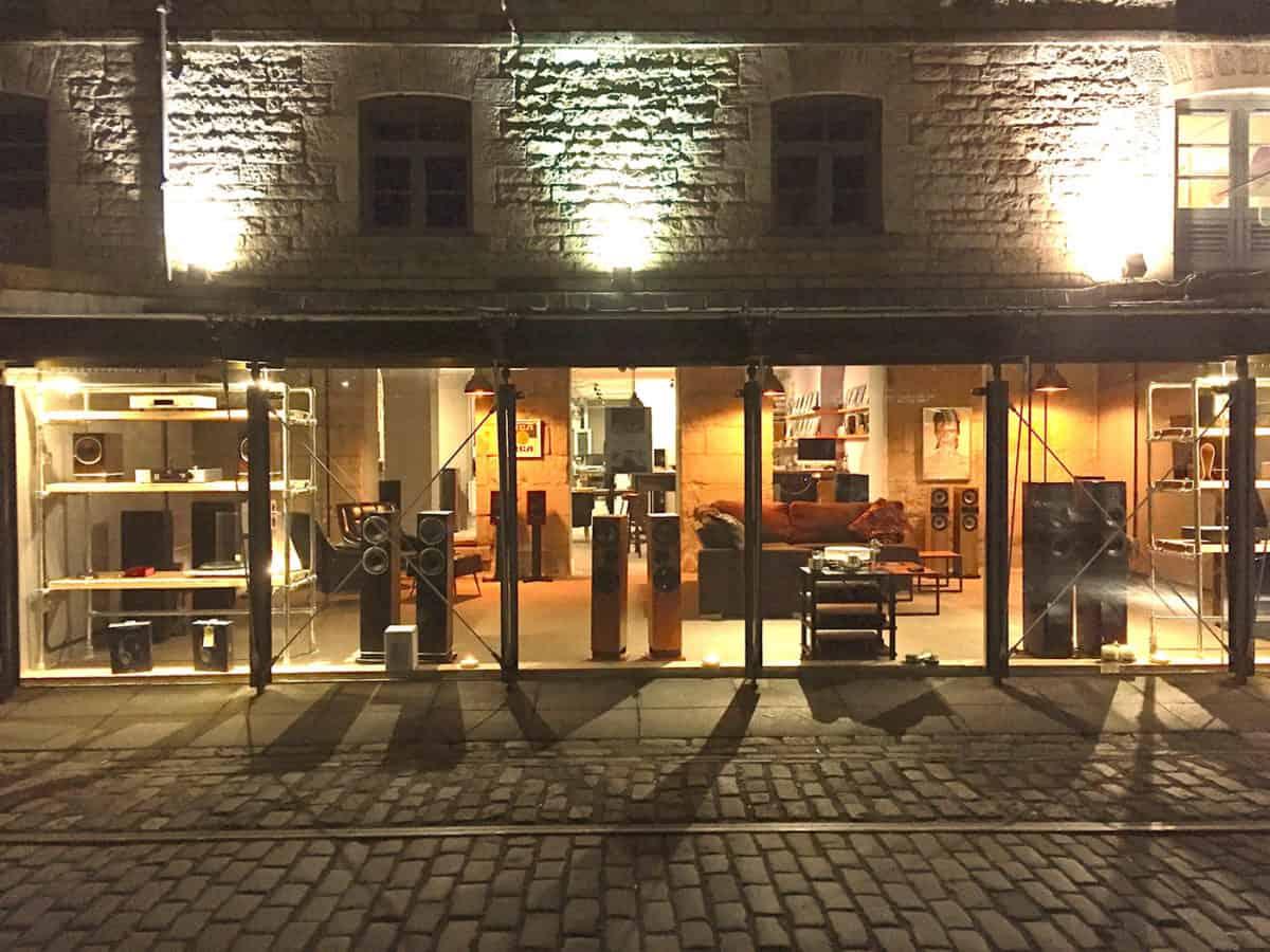 Loud & Clear Edinburgh store