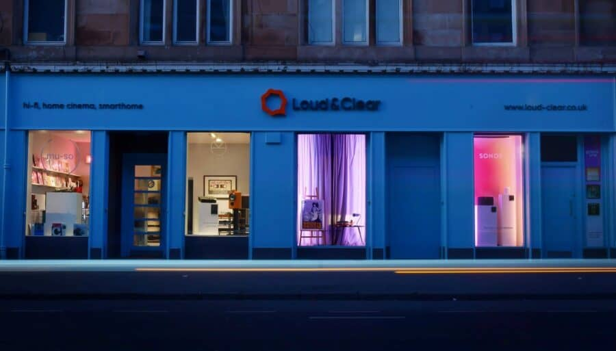 Loud & Clear Glasgow