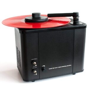 Watsons Record Cleaning Machine