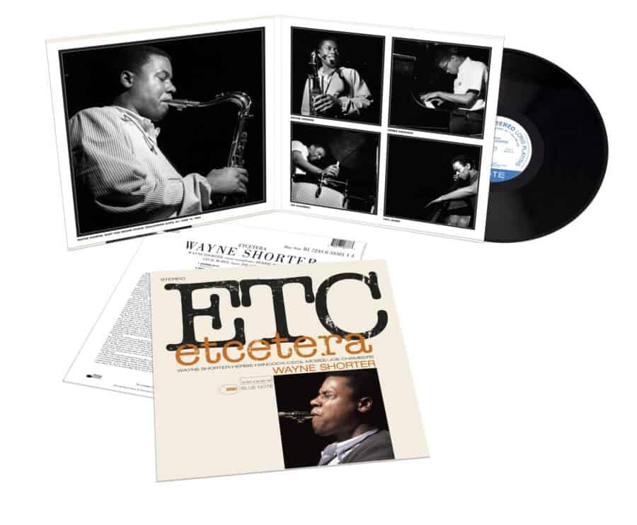 Wayne Shorter Etc - Blue Note Tone Poet