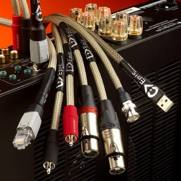 Chord Company Epic range