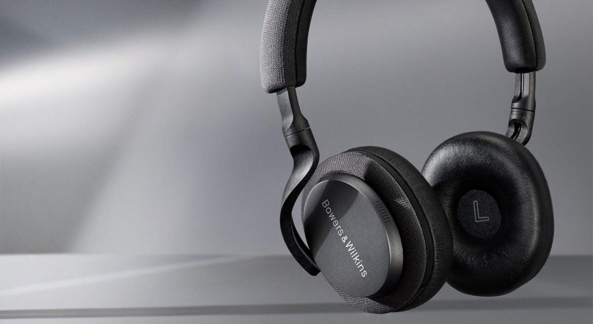 B&W PX5 headphones