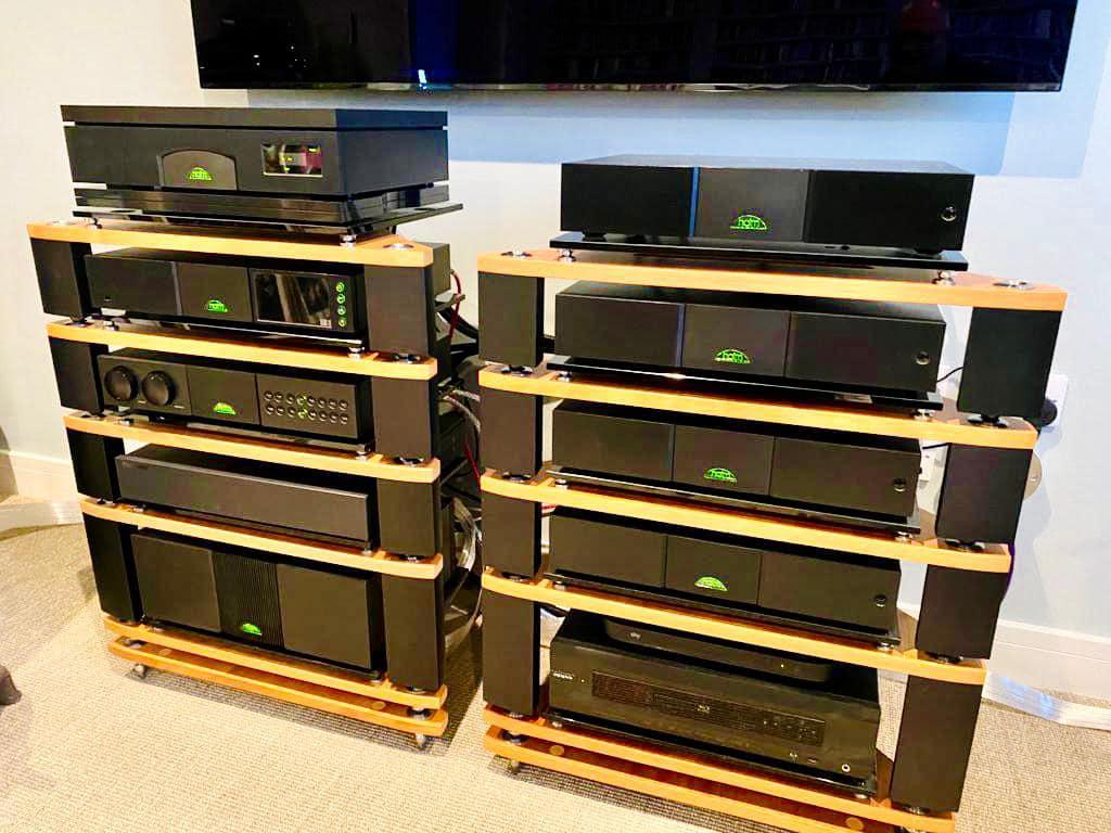 Naim 500 system