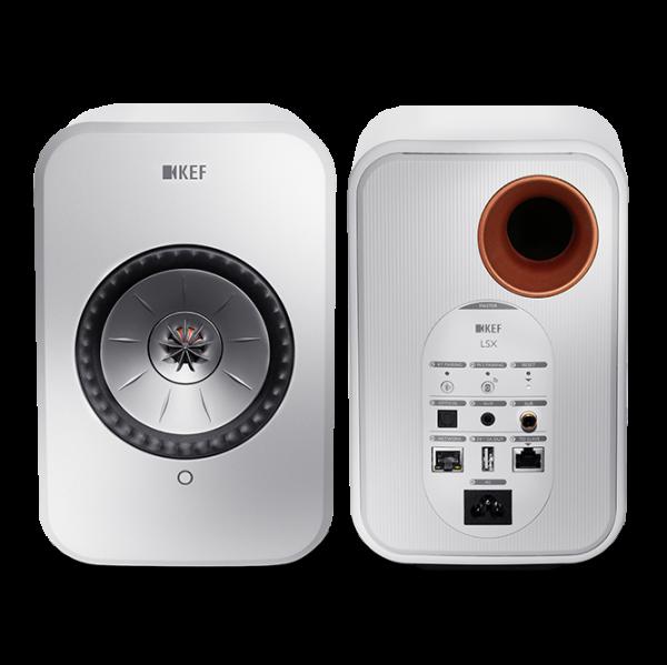 KEF LSX wireless
