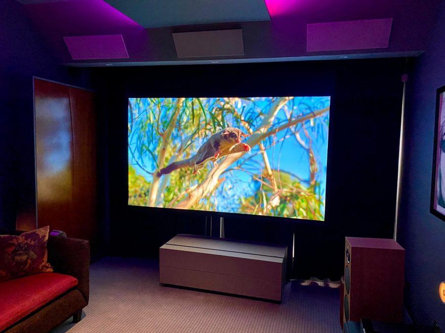 New Cinema Sony 4k Anthem AV