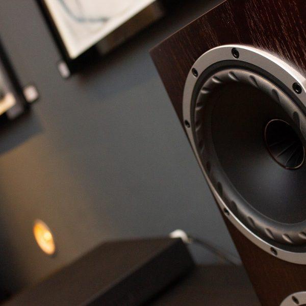 Fyne Audio at Loud & Clear