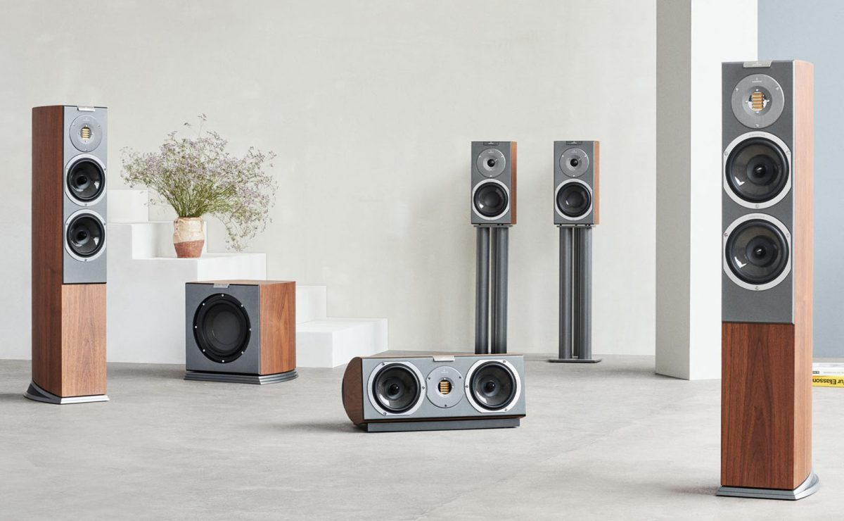 Audiovector R Series