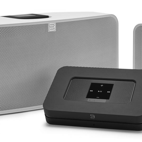 Bluesound wireless range