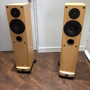 Spendor S6 loudspeakers