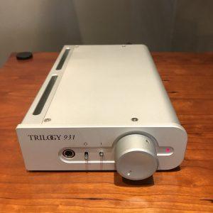 Trilogy 931 headphone amplifier