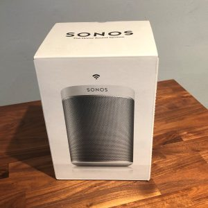 Sonos Play 1 white