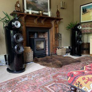 Bowers & Wilkins 803 D3 loudspeakers, pre-owned